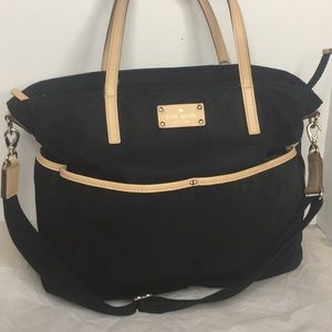 Kate Spade ♠️ Laurel way baby bag